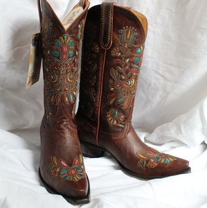🤩Old Gringo Ella Boots HP Best in Shoes8-5-20👢🤩